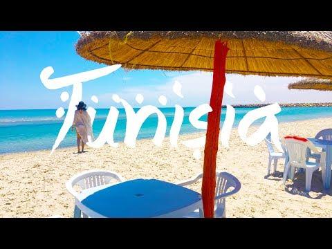 A TRIP AROUND TUNISIA 🇹🇳 | Travel Edit 2017 | Gopro