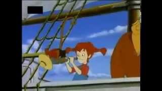Pippi Langstrumpf (Zeichentrick) - Intro (deutsch)