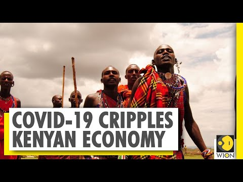 Tourism in Kenya loses $750 million   COVID-19 Pandemic