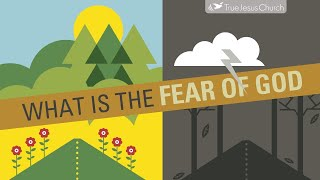 What Is the Fear oḟ God?
