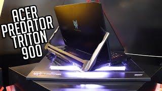 ACER PREDATOR TRITON 900 - kompletno drugačiji pristup laptopu