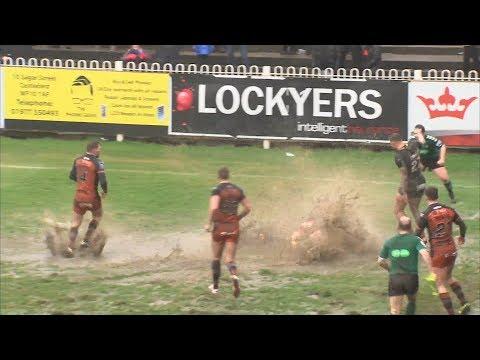 Castleford Tigers V Warrington Wolves, 02.0.4.18