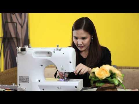 สนเข็มอัตโนมัติ-จักรเย็บผ้า Brother By PINN Shop