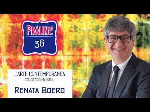 Capire l'arte contemporanea con Sergio Mandelli. Pralina N° 36 - Renata Boero