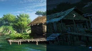 Far Cry 3 Day Night Timelapse