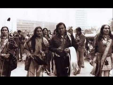 Sioux Indian Traditional Song   AIM