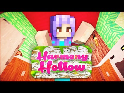 Minecraft: Harmony Hollow   Part 4 - TIME TO DECORATE