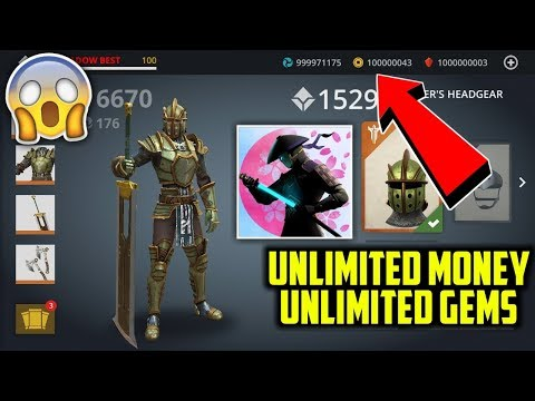Shadow Fight 3 MOD APK (UNLIMITED MONEY & GEMS)
