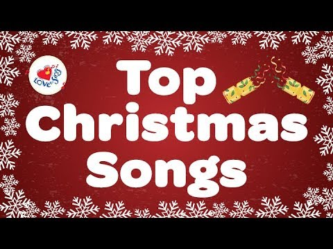 Top Christmas Carols & Christmas Songs Playlist with Lyrics 2017 🎄