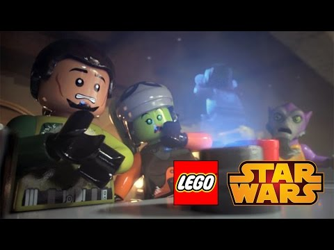 Lego Star Wars: Empire VS Rebels (Lothal, Lothal Plains Gameplay)