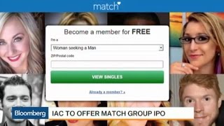 Barry Diller's IAC Pursue Match Group IPO