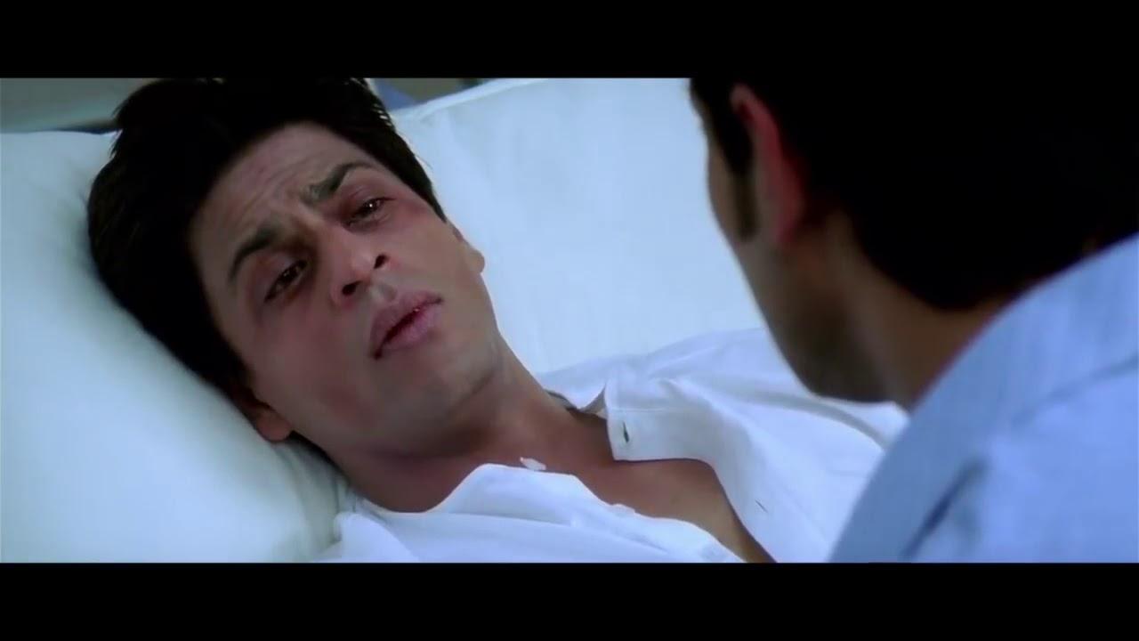 Download Kal Ho Na Ho   Last Breath Scene   Heart Beat Music - Shahrukh Khan
