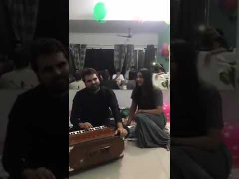 Pratibha Singh & Jazim Sharma - Apni Tasveer Ko Ankhon se Lagata kya hai - Ghulam Ali- Suristaan