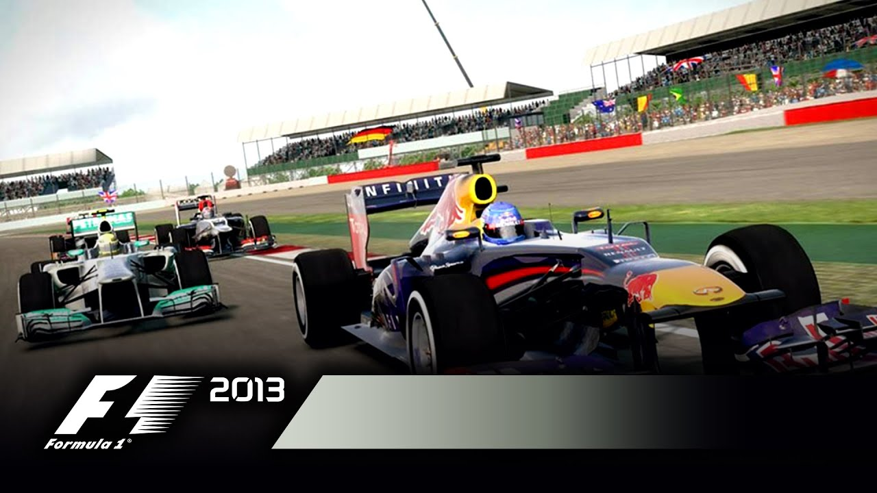 F1 2013 Coming to PlayStation 3, Xbox 360, and PC This Fall