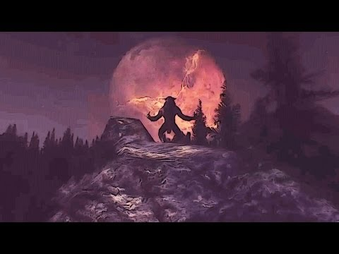 Elder Scrolls Lore: Ch.27 - Daedric Prince Hircine