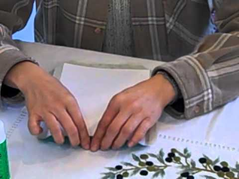 Instructions for Hand-stitched Notebook (part 1 of 2)