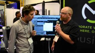 NAMM 2015: Interview With Jimbo From Musistic - Collaboration Software Plug-in