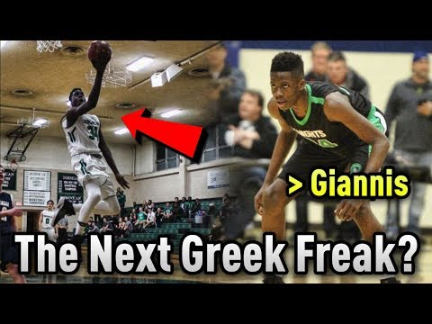 Download Youtube: The Antetokounmpo Brother That Could Be BETTER THAN Giannis! The NEXT Greek Freak!