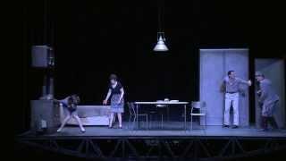 ON NE PAIE PAS, ON NE PAIE PAS ! de Dario FO - Mise en scène Joan Mompart www.LLum.ch