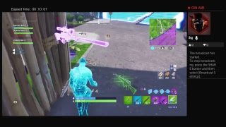 Fortnite ps4 game play #12
