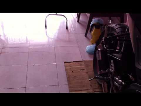 Phoenix r175 Leovince corsa exhaust sound (Thành Nguyễn)