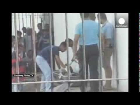 GRAPHIC: Decapitation video highlights prison violence in Brazil