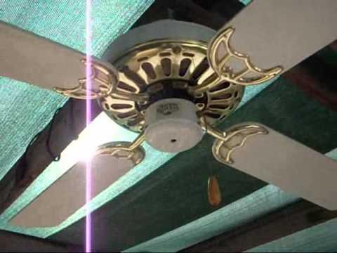 Hampton bay windward ceiling fan youtube hampton bay windward ceiling fan aloadofball Image collections