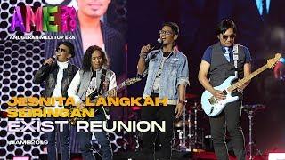 Gambar cover AME2019 Exist Reunion Jesnita Langkah Seiringan Anugerah MeleTOP ERA