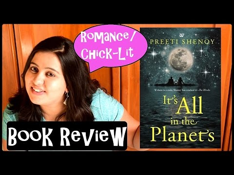 Book Review - Its all In The Planets by Preeti Shenoy (Romance)