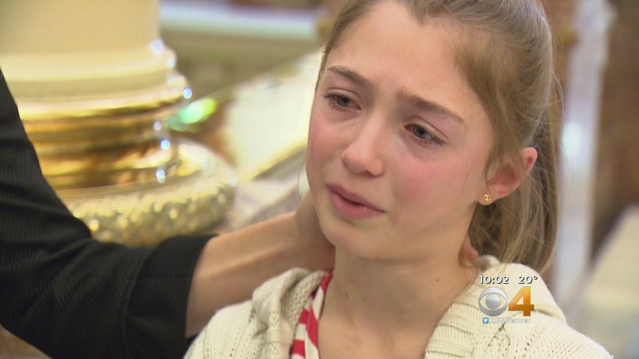 6th Grader Moves Gallery To Tears With Testimony Against Guns In Classrooms