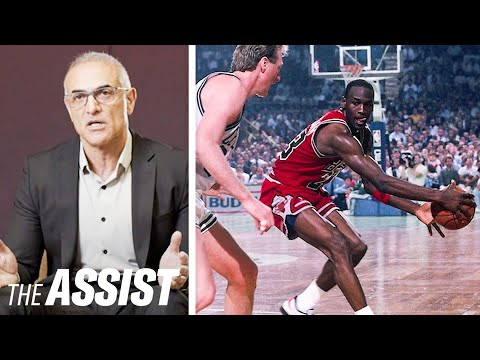 How Michael Jordan's Trainer Helped Him Become the GOAT | The Assist | GQ Sports