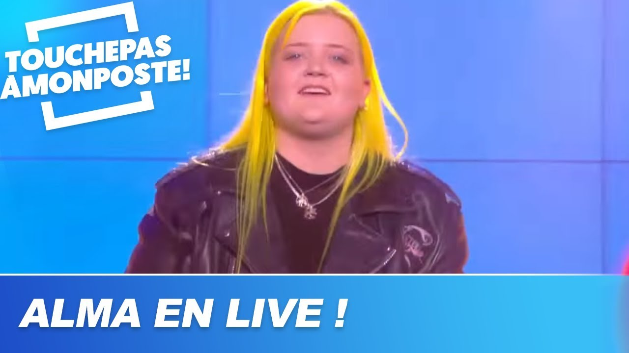 Alma - All stars & Phases (Live @TPMP)