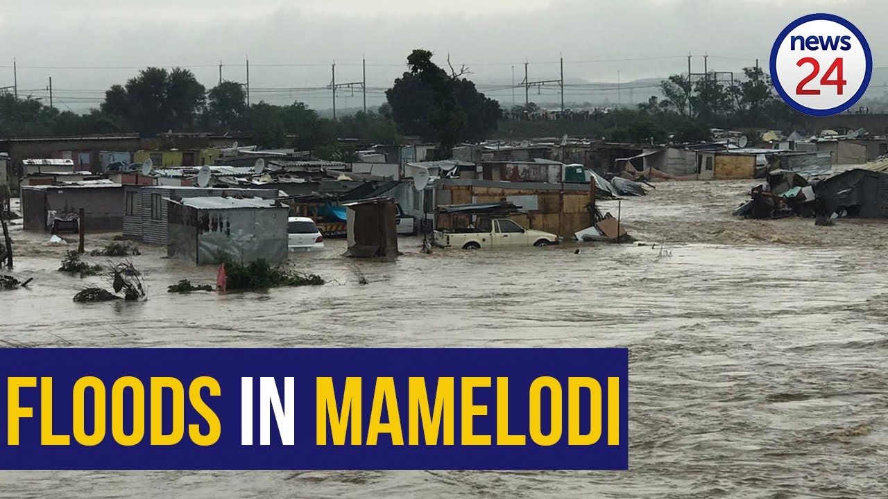 DECEMBER 2019: WATCH | Mamelodi residents left stranded as heavy rainfall continues
