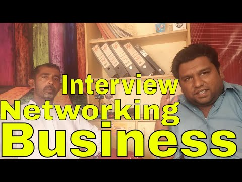 Networking Businesses ( Internet Connections )