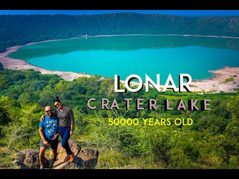 Lonar Crater Lake | 50000 years Old Marvel | Day 3 & 4