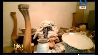 العاشرة مساء|منزل الكاتب الكبير عباس العقاد  في أسوان مهدد بالإنهيار نتيجة الإهمال