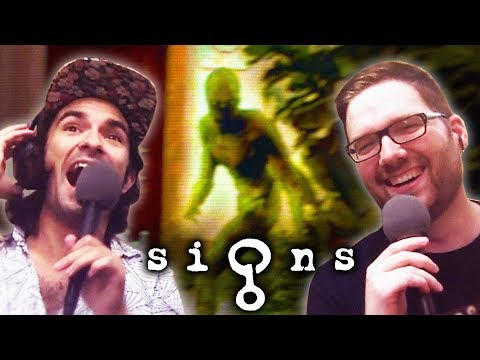 GETTING STUCKMANNIZED OVER M. NIGHT'S *SIGNS* WITH CHRIS STUCKMANN (REACTIONS)