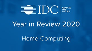 Year in Review 2020 - Home Computing