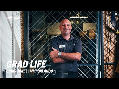 MMI Marine Graduate, Chris Jones - Marine Mechanics Institute