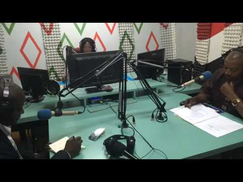 PUMA ENERGY ZAMBIA SUPPORTED ROAD SAFETY PROGRAMME AT MILLENNIUM RADIO 90.5 FM