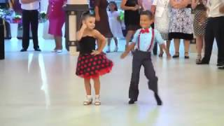 Best Advanced Salsa Dance Performance by Kids