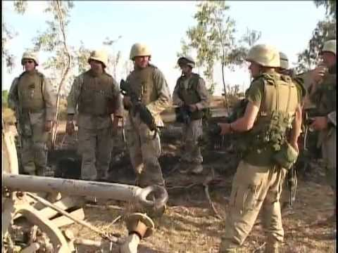 Marines In Iraq - 2003