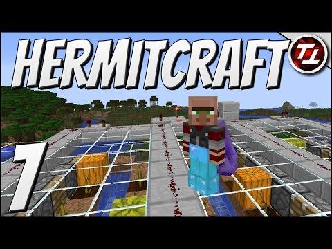 Hermitcraft V: #7 - Pumpkin Tower!