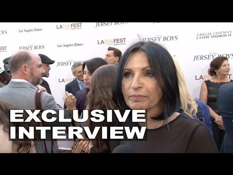 Jersey Boys: Katherine Narducci Exclusive Premiere