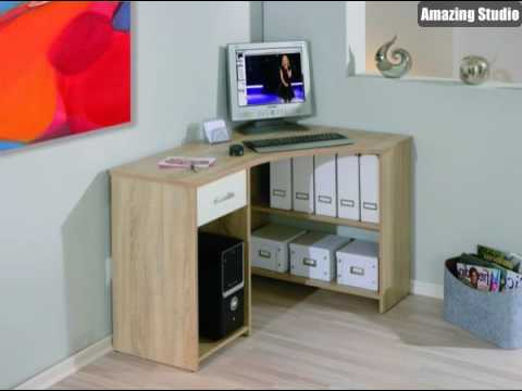 m bel selber bauen holz schreibtisch youtube. Black Bedroom Furniture Sets. Home Design Ideas