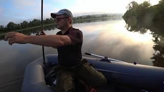 Рыбалка на Оке в конце июня 29