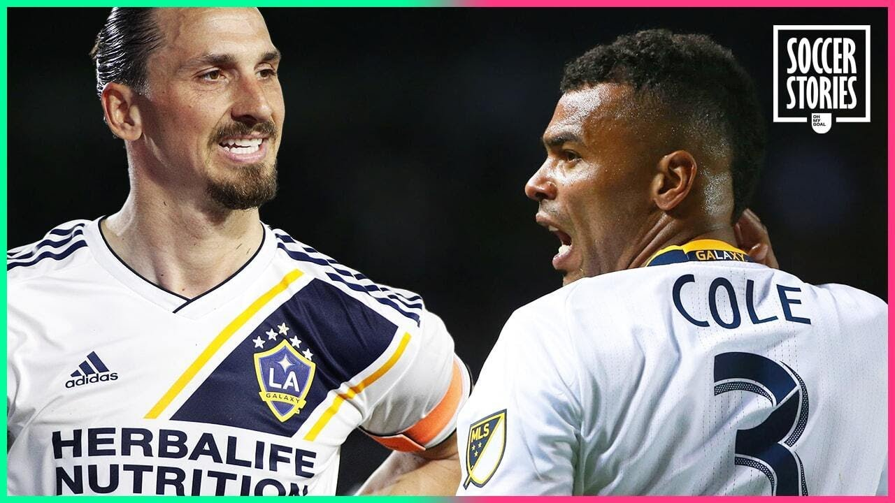 The Day Zlatan Ibrahimovic Got Into A Fight With Ashley Cole (And Other Players)