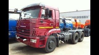 Седельный тягач КАМАЗ 65116-А4 Колесная формула 6х4