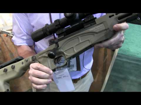 Introducing the Kimber Advanced Tactical SOC Rifle