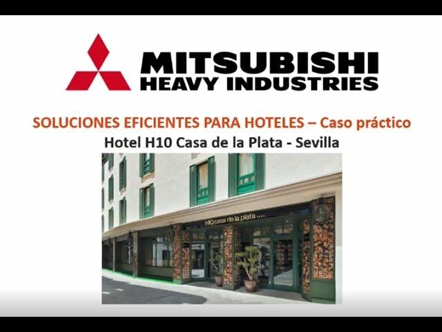 SOLUCIONES EFICIENTES PARA HOTELES  - CASO PRACTICO [LUMELCO]